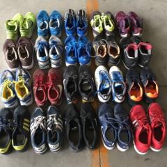 德州工厂长期专业出口各等级旧鞋子
