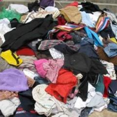 旧衣服通货