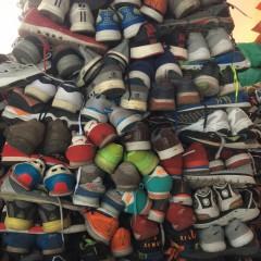 长期供出口旧鞋子