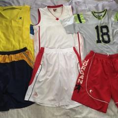 广州市万义新科技有限公司出口精品夏装--球服