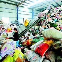 常年出售回收大量旧衣物