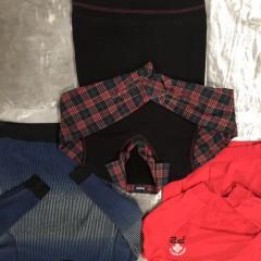广州市万义新科技有限公司供应出口冬衣品种--冬男长t恤