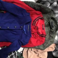 广州市万义新科技有限公司供应出口冬衣品种--冬小外套