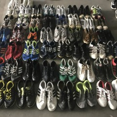 广州工厂常年出口旧鞋子,月供应量50条以上