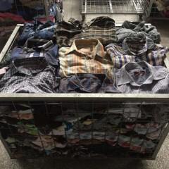 供应优质旧衣服常年出口非洲,月供应量50条柜以上!