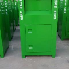厂家定制旧衣服回收箱 旧衣服回收箱厂家