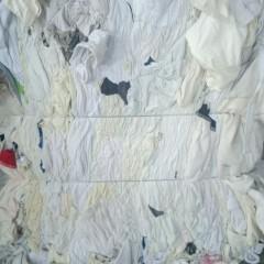 高价回收白色棉T恤