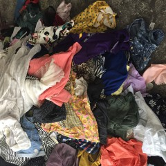 供应夏装对鞋,旧衣服,二手服装