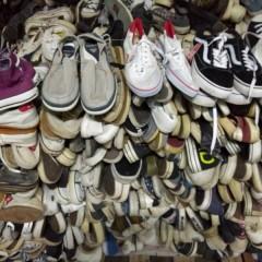 珠海地区低价优质出口旧衣服,鞋子,包包