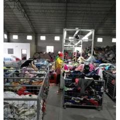 衣旧美长期供应夏天旧衣服,每月保底30吨