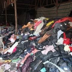 长期出售旧衣服