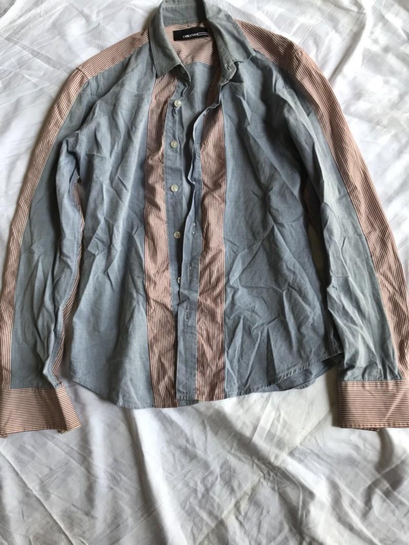 男衬衫A长