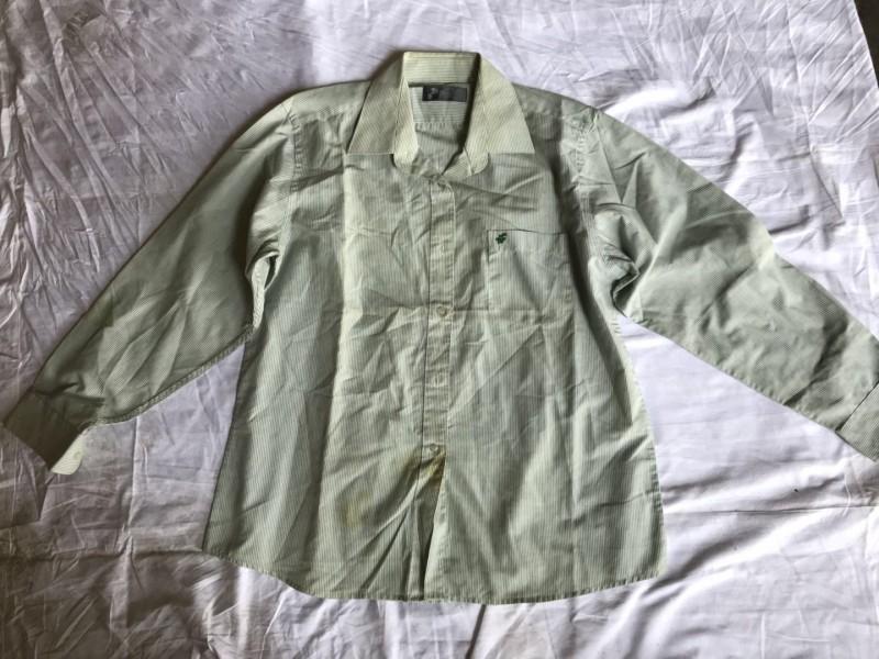 男衬衫长短B3