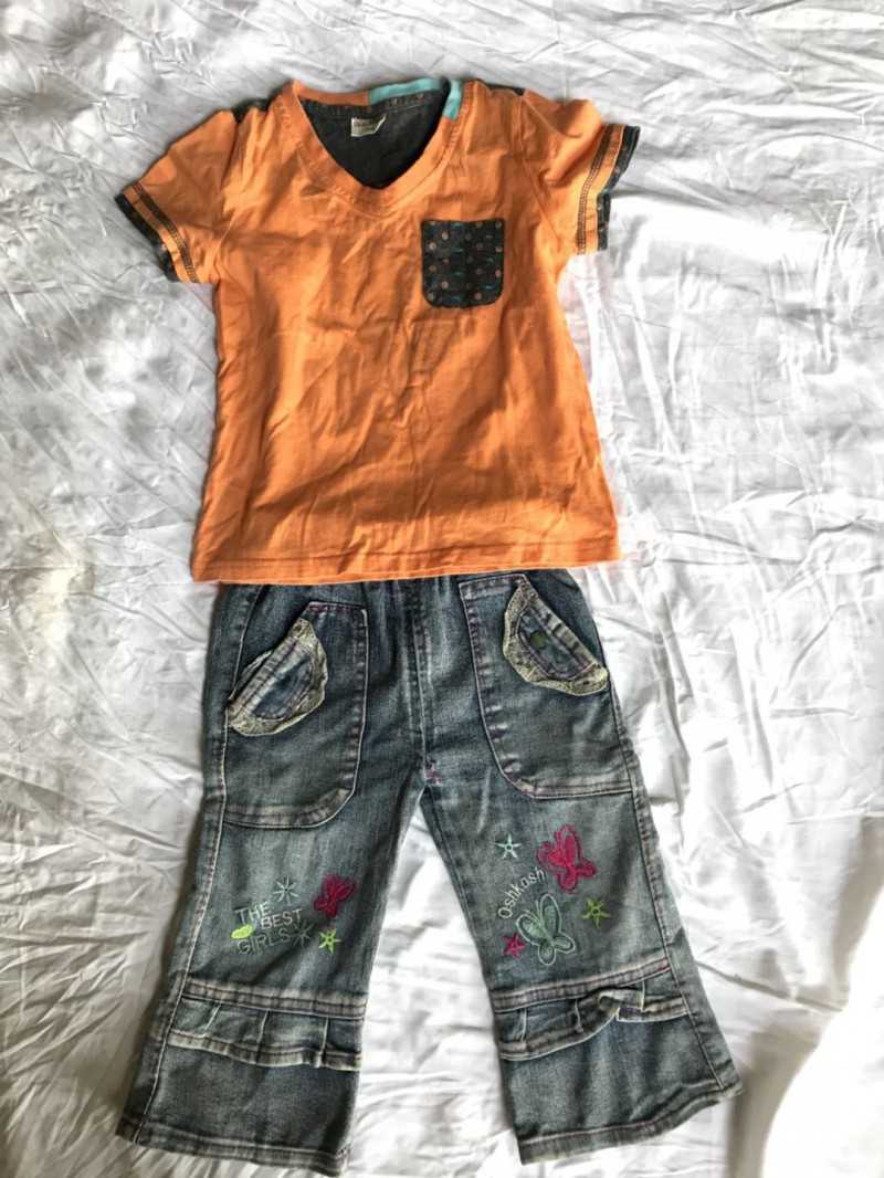 儿童夏衣B2