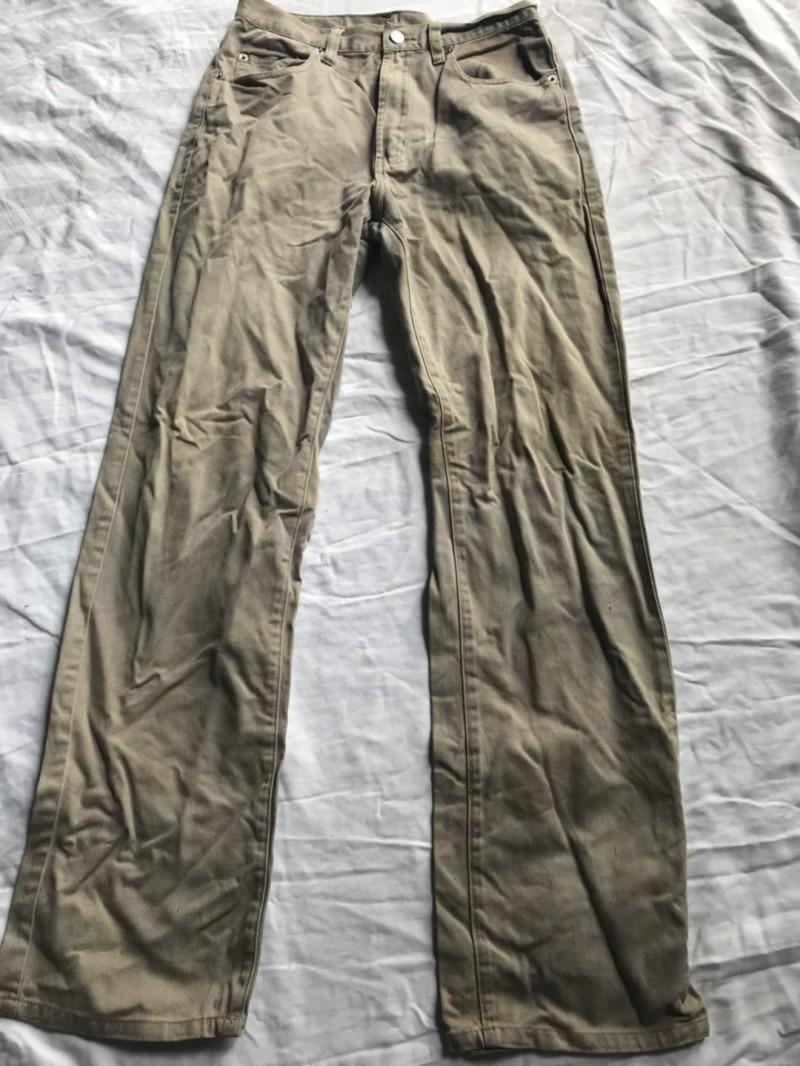 男休闲长裤B3