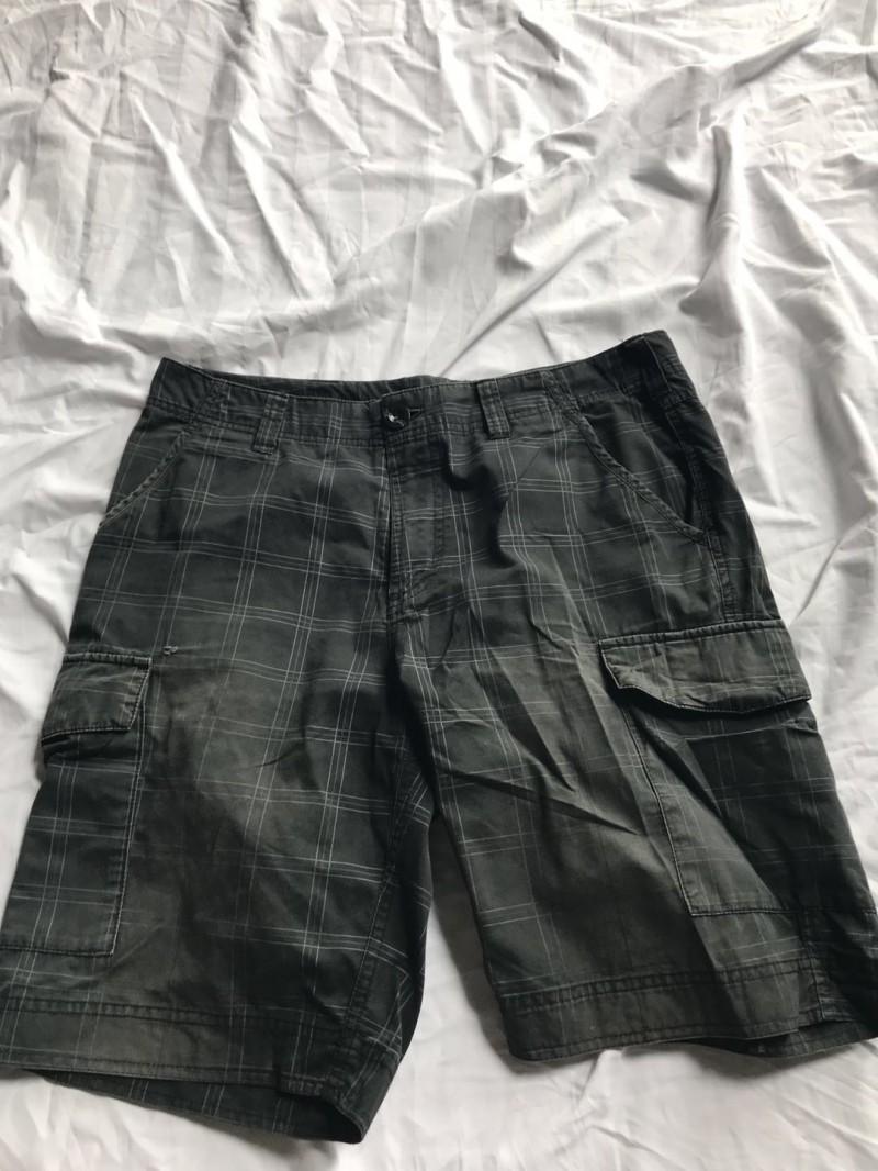 多袋短裤A1