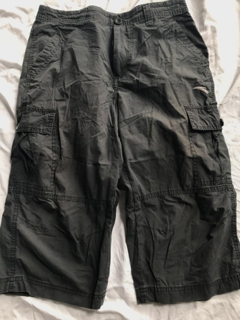 多袋短裤A2