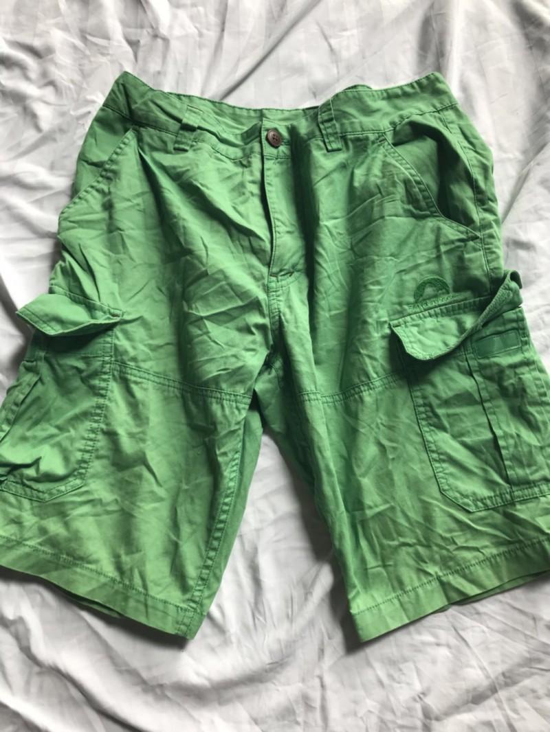 多袋短裤A3