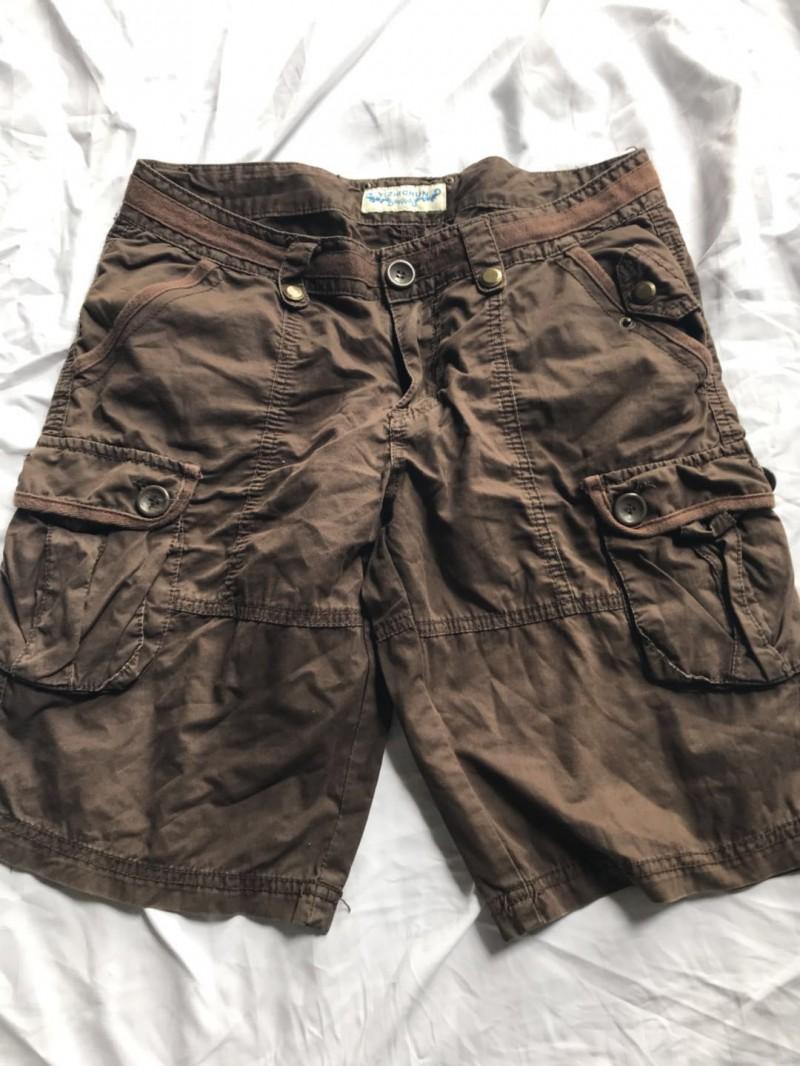 多袋短裤A4