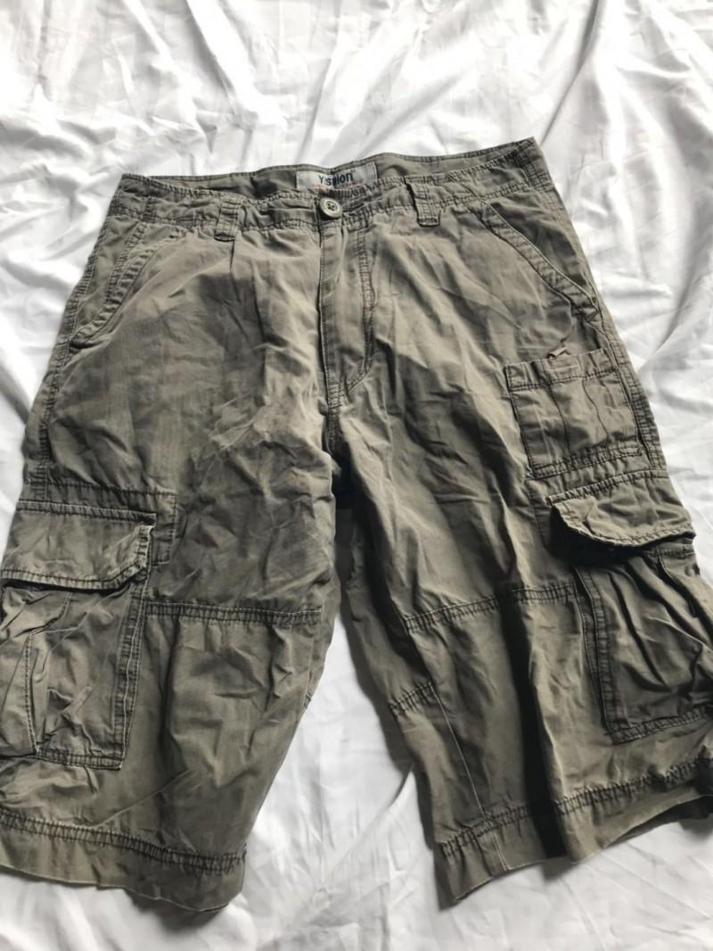 多袋短裤A6