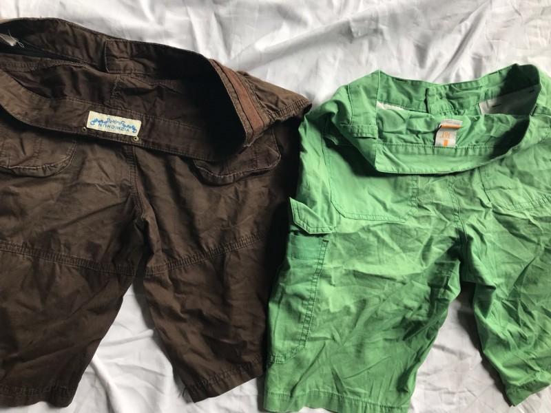 多袋短裤A7