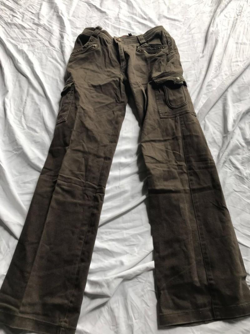 多袋长裤A5