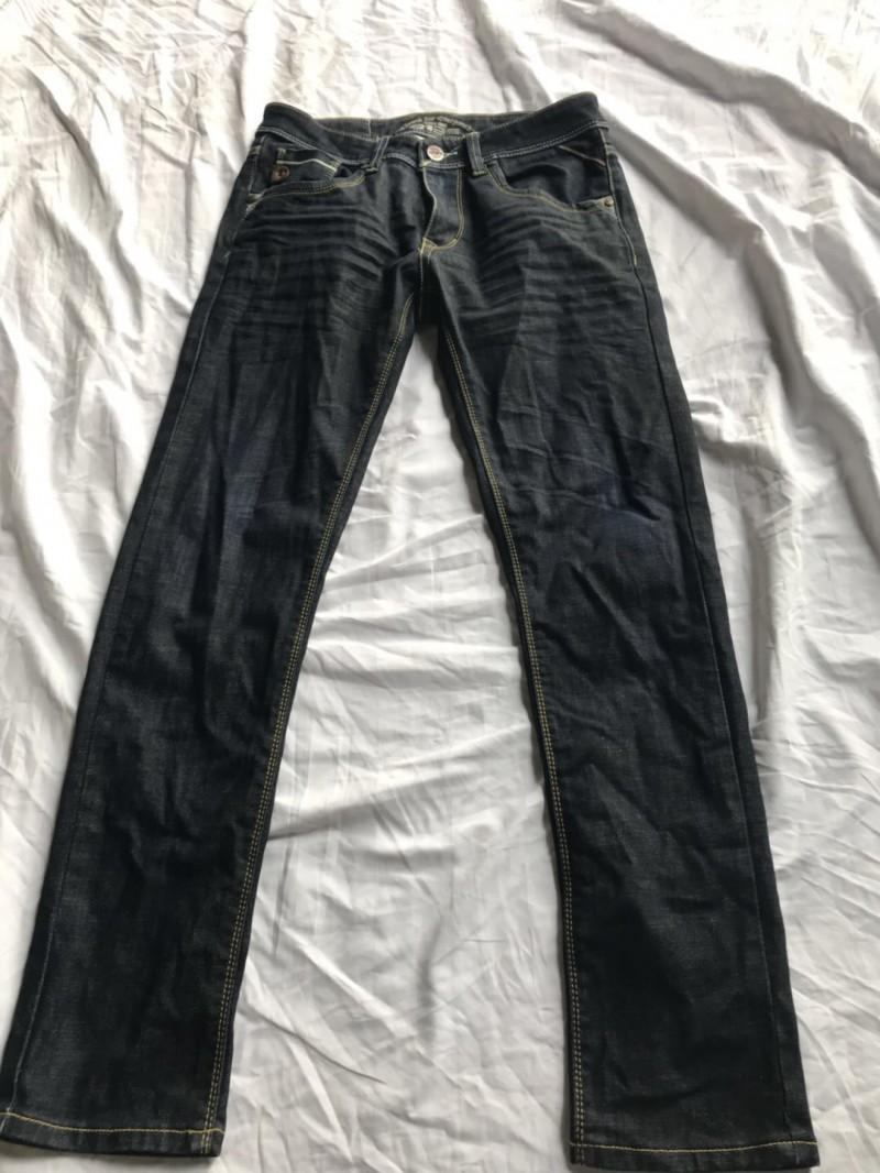 男牛仔长裤A