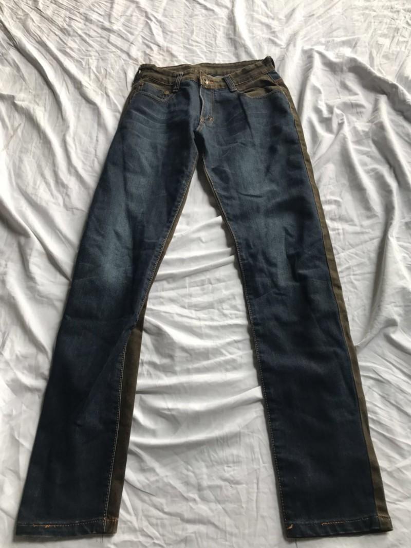 男牛仔长裤A2