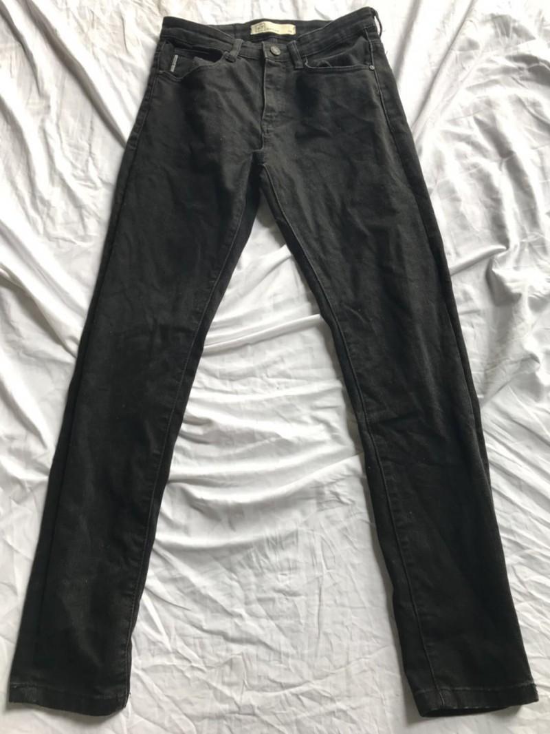 男牛仔长裤A4