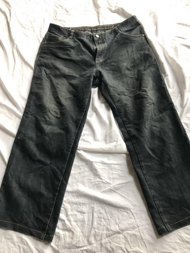 男牛仔长裤B5