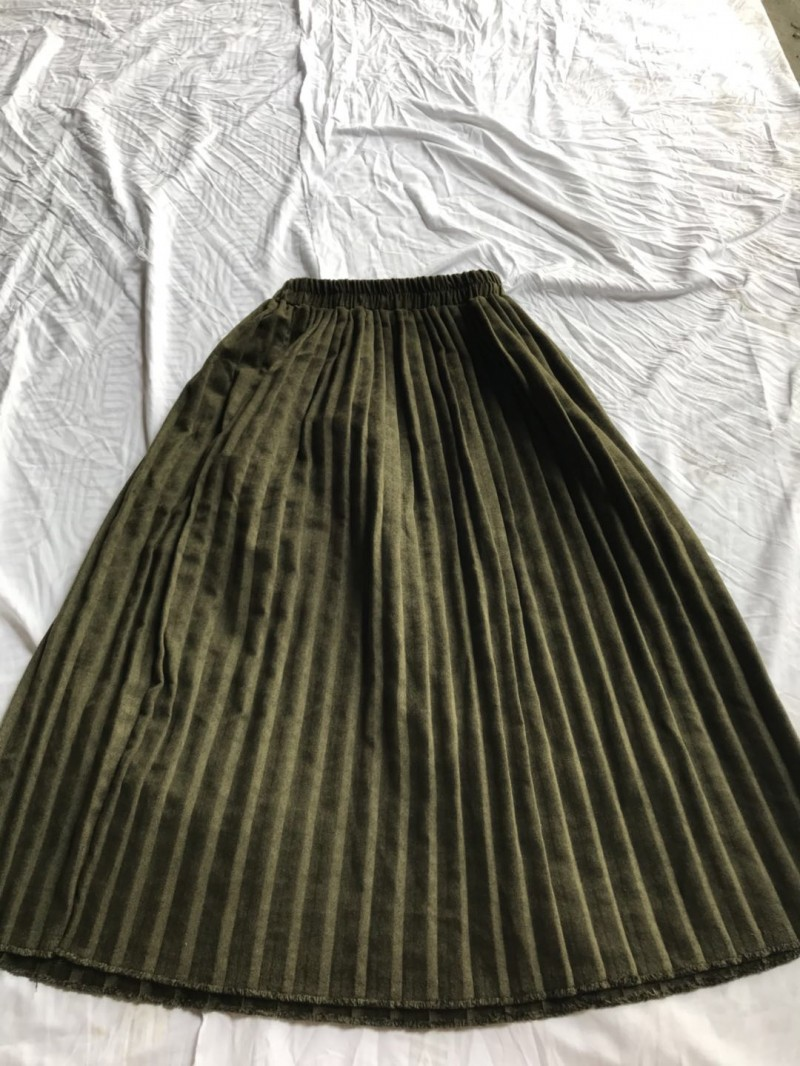 棉半身裙1