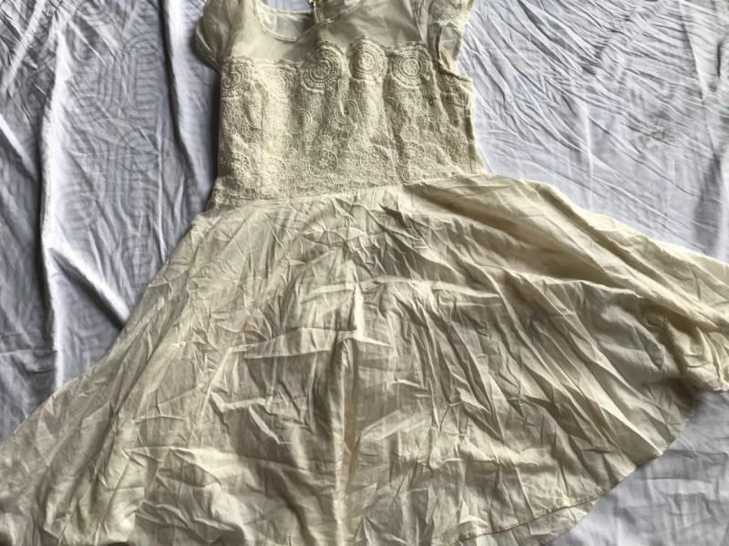 棉连衣裙2
