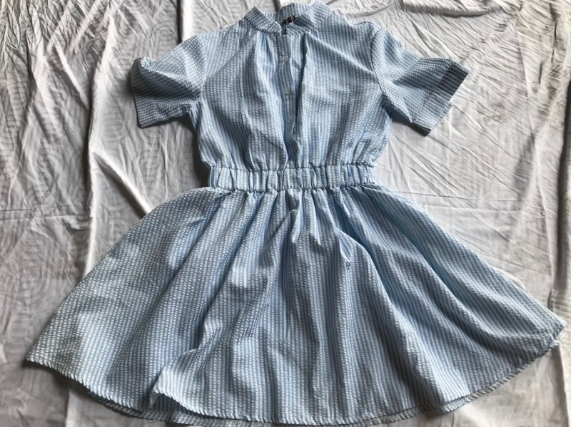 棉连衣裙3