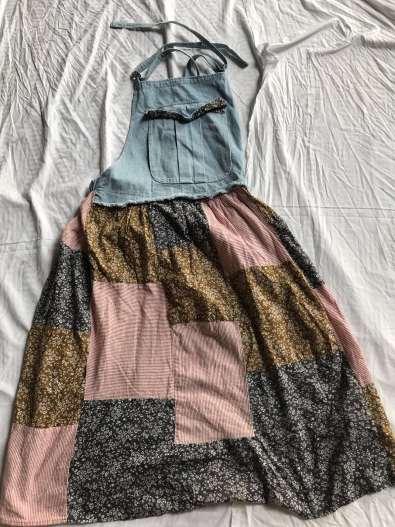 棉连衣裙5