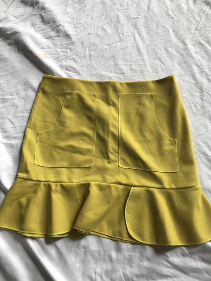 女棉超短裙2
