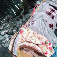 广州工厂毛毯出口