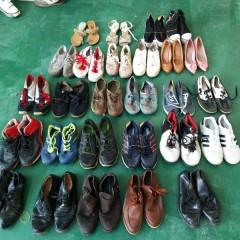 广州地区专业出口旧鞋子