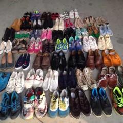 江苏工厂长期大量出口非洲二手A货旧鞋子★男女士运动鞋★皮鞋