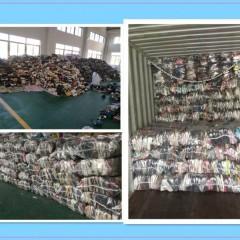 广东珠海工厂出口二手鞋子到非洲