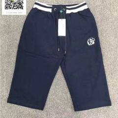 品牌男装尾货库存七分裤大量现货针织裤水洗裤