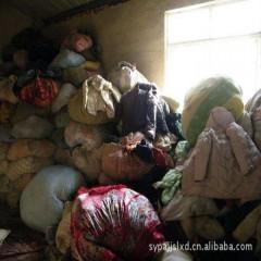 长期高价回收旧羽绒服