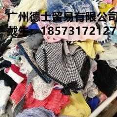 旧衣服统货出口