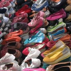 大量求购二手鞋子