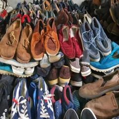 统货旧鞋大量出售,价格从优.欢迎看货