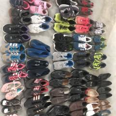 广州厂家大量采购二手鞋子及夏装