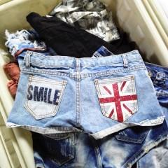 出售超短裤