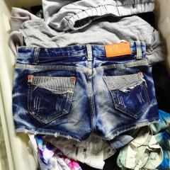 常年出售库存,超短裤