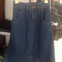 出售库存,牛仔裙,超短裤