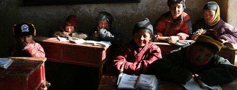 拣回珍珠计划-帮助贫困山区孩子上学