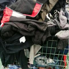 黑料废旧衣服出售!补贴运费!
